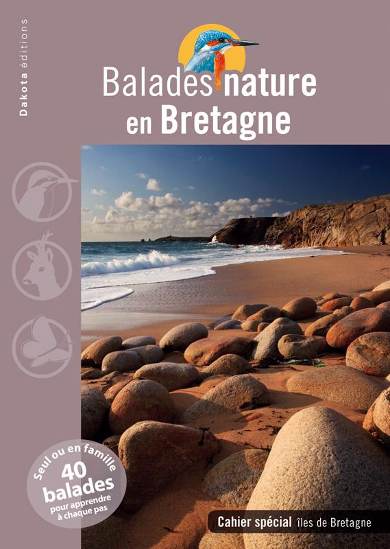 Balades Nature en Bretagne, guide de balades