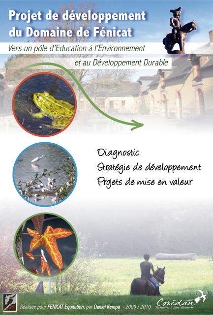 Projet de développement du Domaine de Fénicat