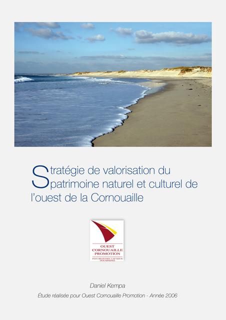Stratégie de valorisation du patrimoine naturel et culturel de l'ouest de la Cornouaille
